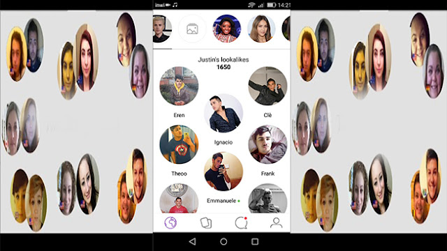 برنامج تشابه الوجوه للايفون,برنامج البحث عن الصور في الإنترنت