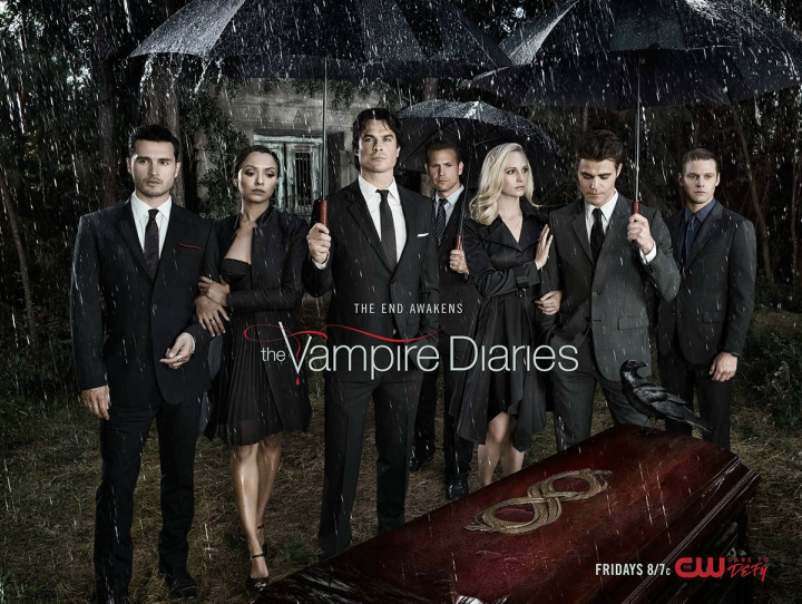 melhores momentos de The Vampire Diaries