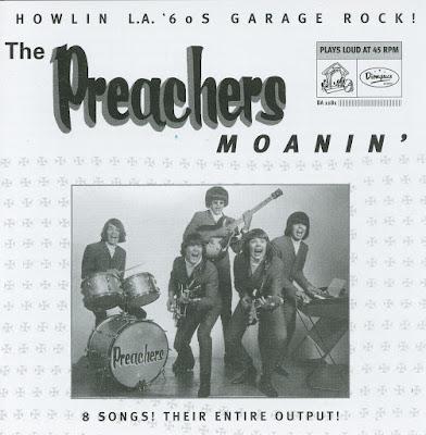 The Preachers - Moanin' (1965-1966)