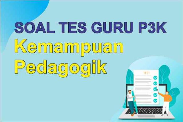 SOAL Latihan Tes PPPK Guru Tahun 2021