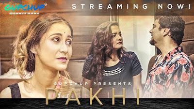 Pakhi Web seriesposter