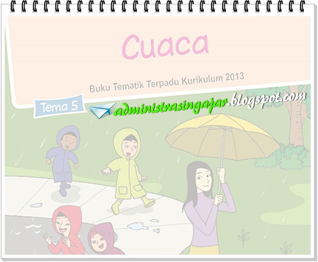 Kunci Jawaban Buku Siswa Kelas 3 Tema 5 Cuaca Kurikulum 2013