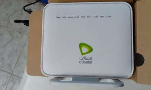 راوتر VDSL اتصالات الجديد
