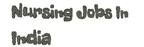 Nursing Jobs In India