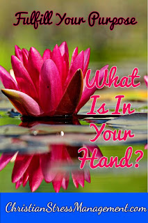 What is in your hand?
