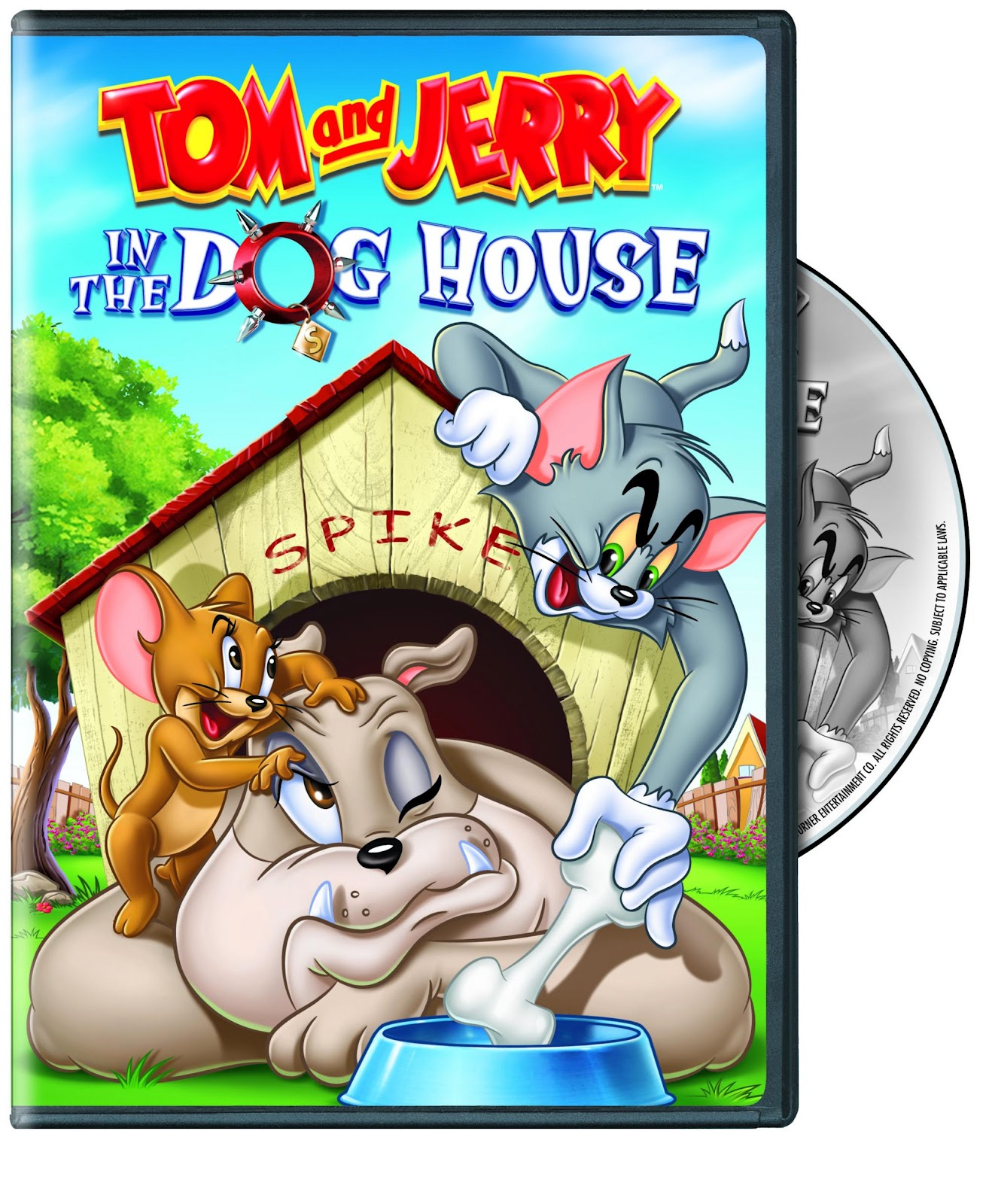 A Rup Life Tom And Jerry In The Dog House Dvd Available 3 6