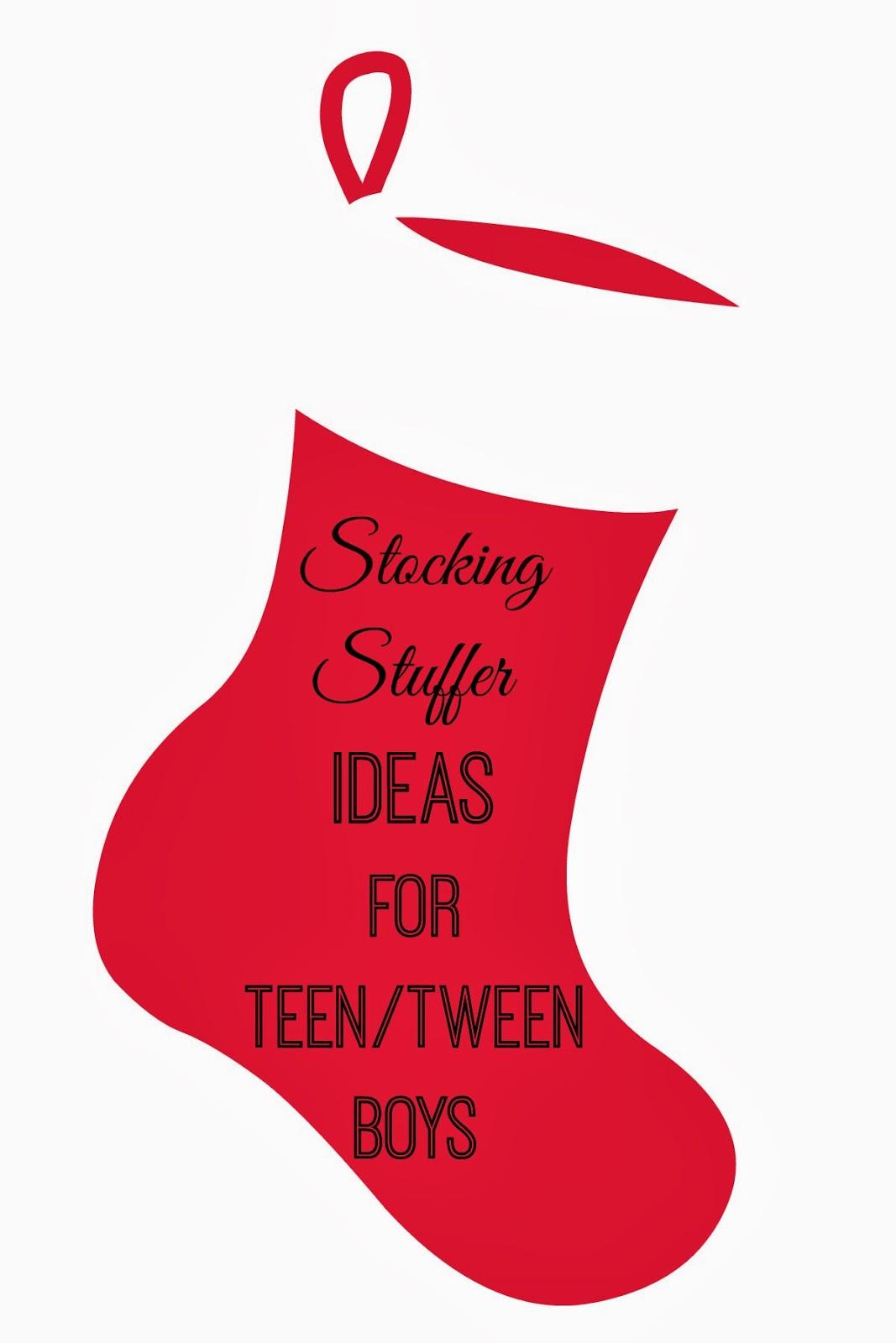 budget friendly stocking stuffer ideas for teentween boys