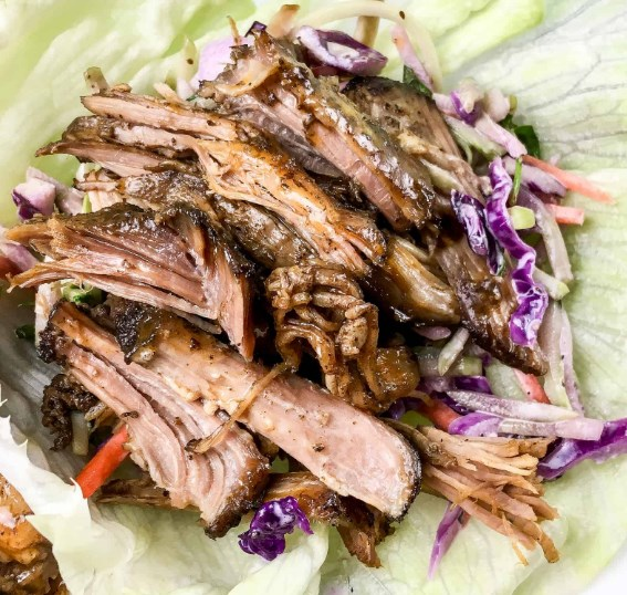 Super Easy and Delicious Keto Pulled Pork Recipe #healthy #lowcarb
