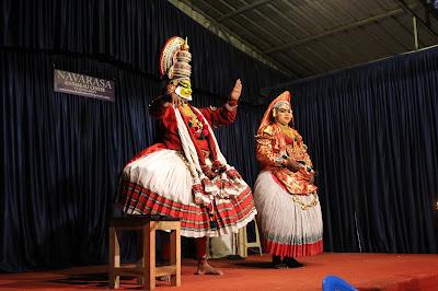 Navarasa, Kathakali, Thekkady, kerala