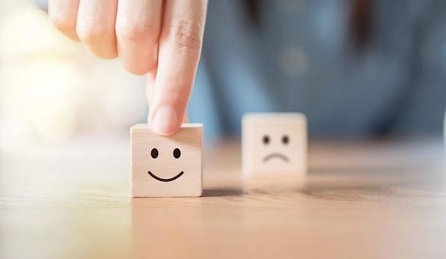 Πως συνηθίζουμε σταδιακά να σκεφτόμαστε μόνο θετικά