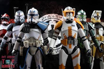 Star Wars Black Series Archive Clone Commander Cody 35