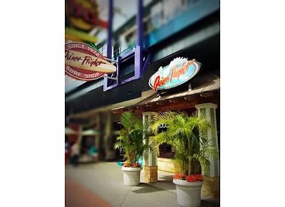 Quiet Flight Surf Shop at Universal Orlando CityWalk