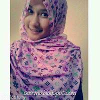 Foto Cantik Hayati Sumedang DA3 Pakai Kerudung / Jilbab / Berhijab