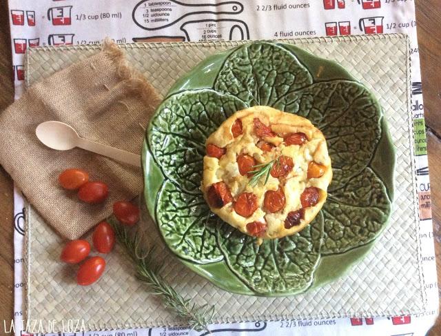 pastel-al-horno-con-tomates