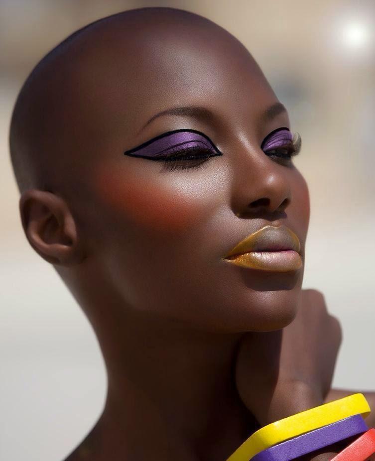 Lovely Naked Black Women