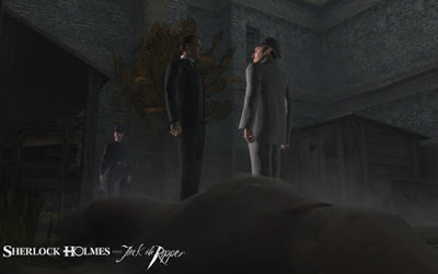 Download Sherlock Holmes versus Jack the Ripper Torrent PC