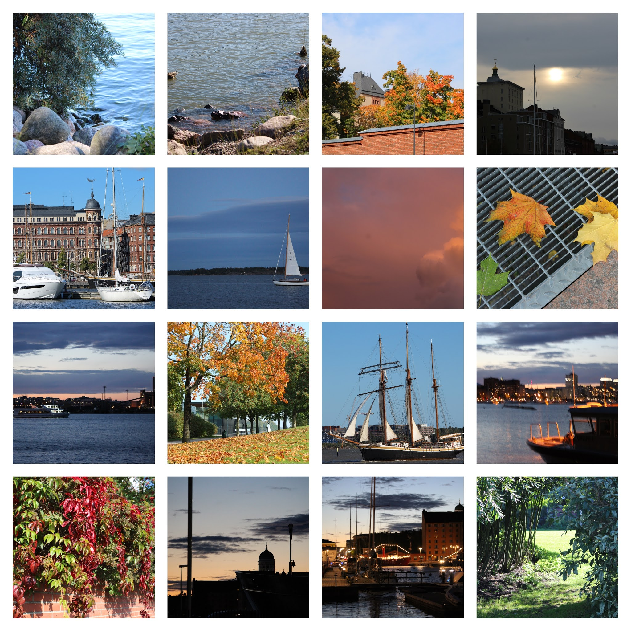 A month in collage September 2020