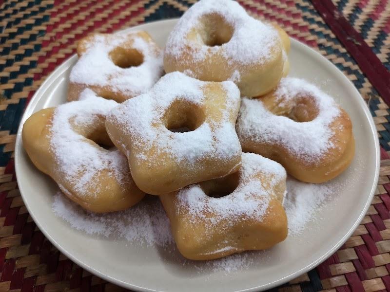 Resepi Donut Gebu dan Mudah untuk Kanak-Kanak Ikut Sukatan Cawan