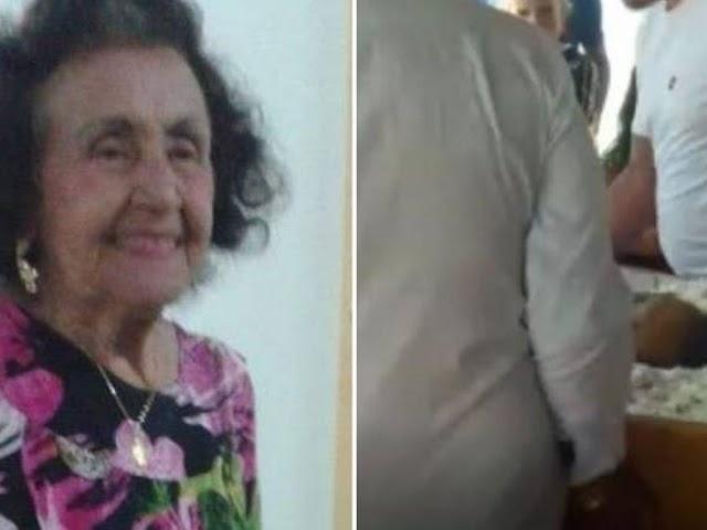 Durante oito horas, idosa de 93 anos é velada viva no Mato Grosso