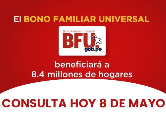 Bono Familiar Universal Y 600 Soles: Link Y Cómo Ver Con DNI Quién Puede Cobrarlo Hoy, 8 De Mayo