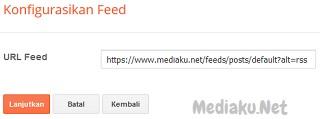 Menampilkan Artikel Terbaru Dengan Feed