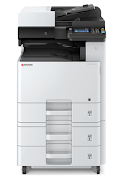 kyocera Ecosys M8124cidn Specifications and Driver
