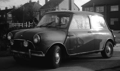 1966 Morris Mini-Minor