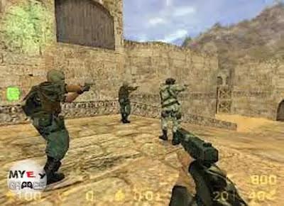 شرح عن لعبة 1.8 Counter Strike الأصلية للكمبيوتر