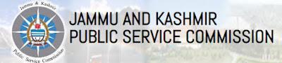 JKPSC Recruitment 2019