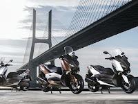 Yamaha X-Max 300 Siap Meluncur Tahun Depan