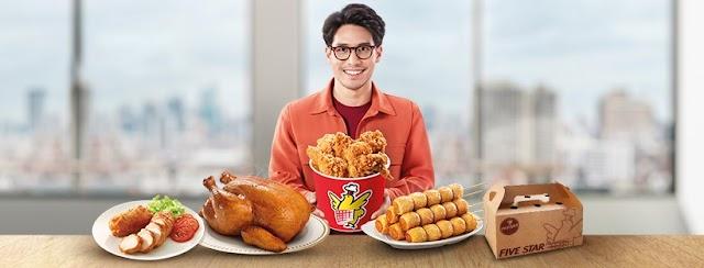 แฟรนไชส์ลงทุนน้อย Five Star Chicken