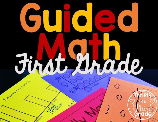 https://www.teacherspayteachers.com/Product/1st-Grade-Guided-Math-The-Bundle-3824962?utm_source=TITGBlog&utm_campaign=1stGradeGM