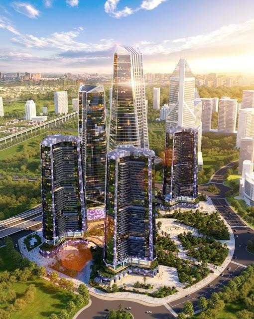 dự án Sunshine Empire Ciputra Phạm Văn Đồng Nguyễn Hoàng Tôn Hà Nội