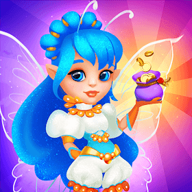 Merge Fairies - Best Idle Clicker - VER. 1.0.17 Unlimited Money MOD APK