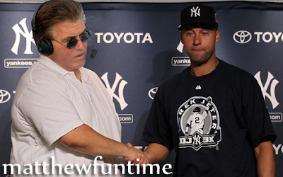 derek jeter mike francesa