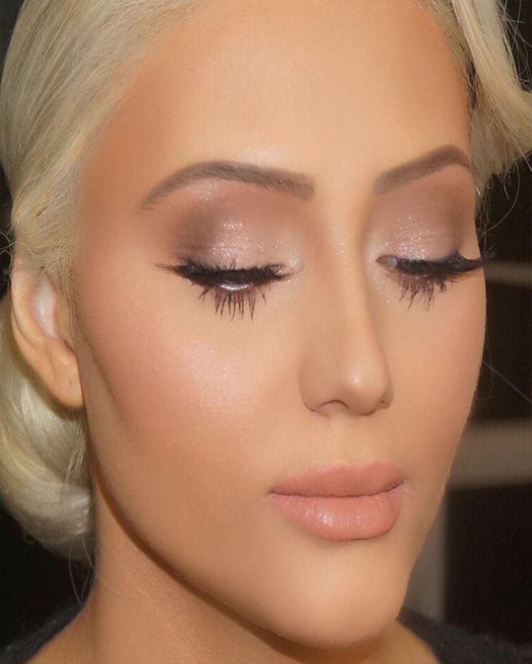 Makeup for elegant and easy wedding - Girlcheck