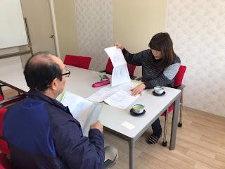2019-1-8 新築専門エアコン職人:ご来社相談のお客様 F様