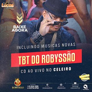 ROBYSSÃO – CD AO VIVO NO O CELEIRO 05-10-19 [ MÚSICAS INÉDITAS ]