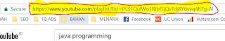 Cara Download Semua Video dalam Playlist di Youtube