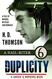 https://www.amazon.com/Duplicity-Nail-Biter-Episode-Mystery-Romance-ebook/dp/B01E2YTTQ0/ref=la_B0069DZ1KG_1_22?s=books&ie=UTF8&qid=1509925626&sr=1-22&refinements=p_82%3AB0069DZ1KG