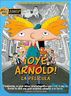 Oye Arnold! La Pelicula (2002)HD [1080p] Latino [GoogleDrive] SilvestreHD