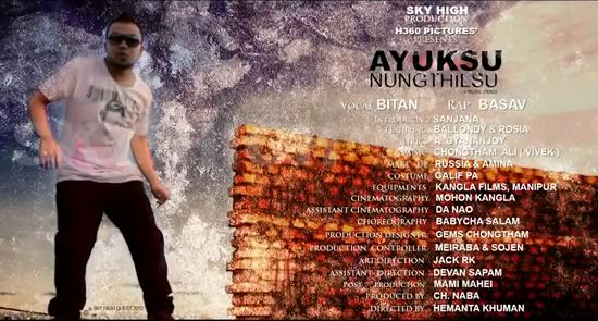 Ayuksu Nungthilsu - Manipuri Music Video
