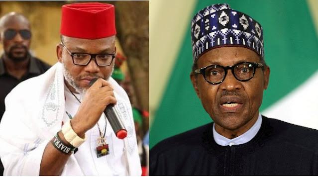 'Nnamdi Kanu Is Your Son, Discuss With Him' – Ohanaeze Tells Buhari