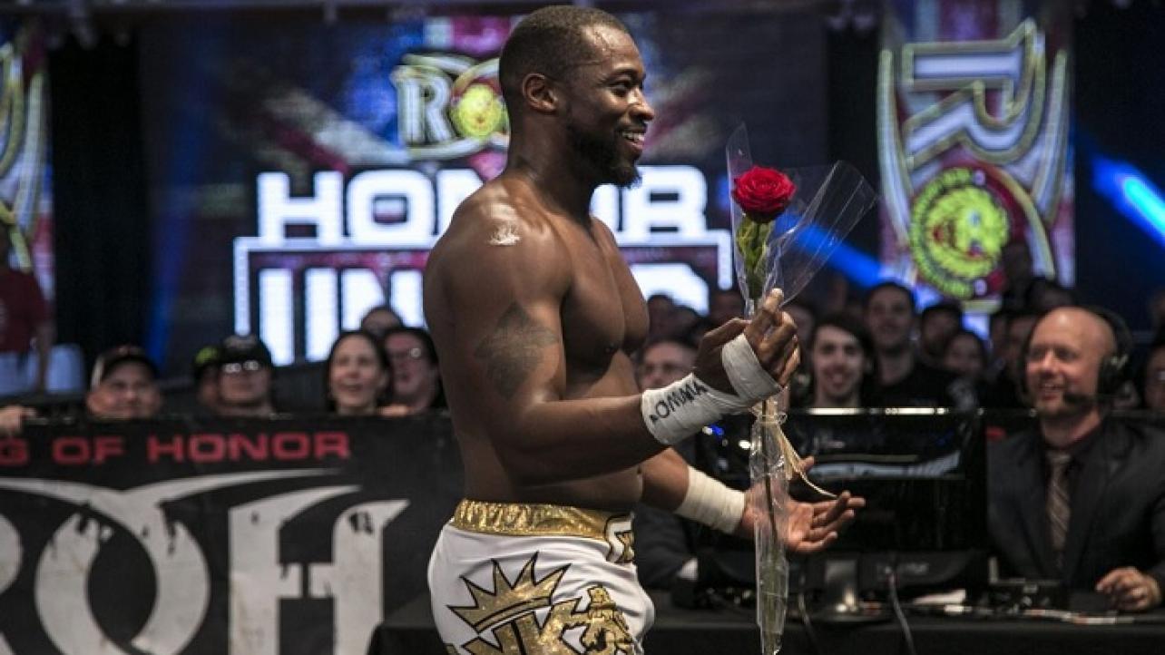 Kenny King renova com a ROH