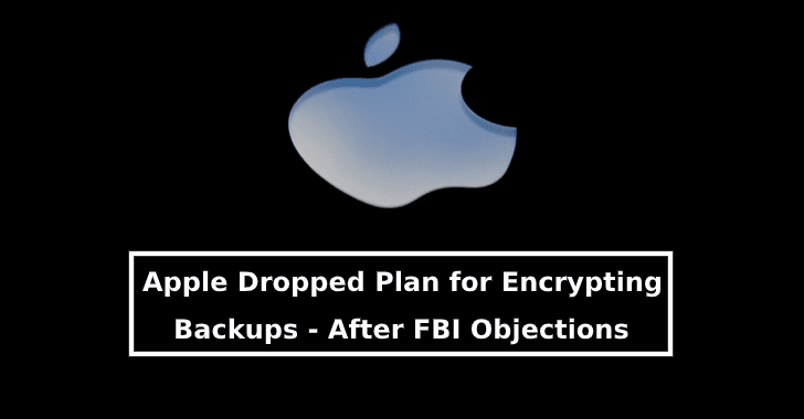 Apple Encryption