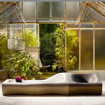 Commercial Outdoor Furniture - Light-weight 'long