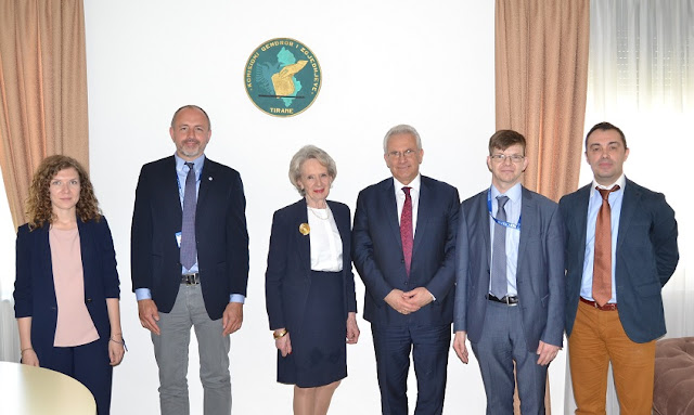 Mission of OSCE/ODIHR in Albania for June 30 Local Elections