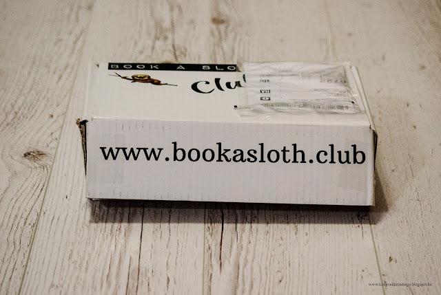 Book-A-Sloth-Club | Magyarország első könyves meglepetésdoboza