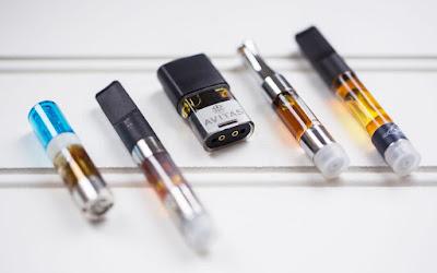 cartridge vape isi ulang bernikotin