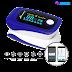Pengukur Saturasi Oksigen Tubuh, Pulse Oxymeter Serenity SR-PO90
